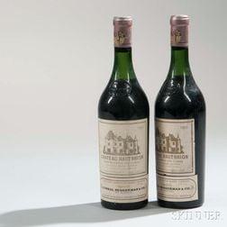 Chateau Haut Brion 1959, 2 bottles