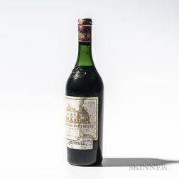 Chateau Haut Brion 1959, 1 bottle