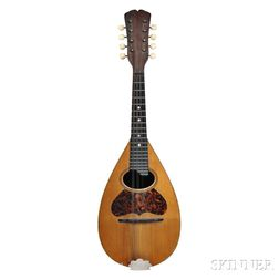 A.C. Fairbanks Bowl-back Mandolin, Boston, c. 1905