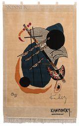 After Wassily Kandinsky (Russian, 1866-1944)      Kleine Welten II