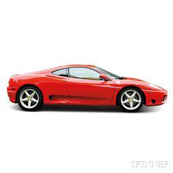 2000 Ferrari Modena 360