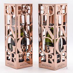 Bollinger Rose (Limited Edition) 2006, 2 bottles (ind. ogbs)