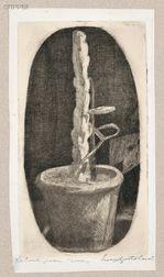Luigi Bartolini (Italian, 1892-1963)      Pianta Grassa...