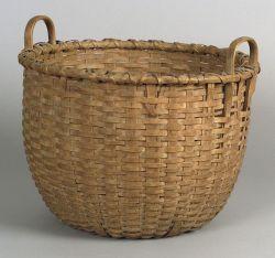 Shaker Woven Splint Utility Basket