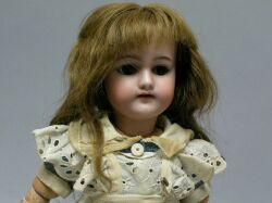 Handwerck Bisque Socket Head Doll