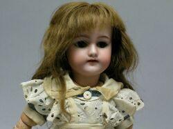 Handwerck Bisque Socket Head Doll