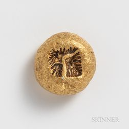 Ionia Striated 1/12 Electrum Stater