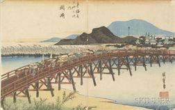 Twenty Prints by Hiroshige