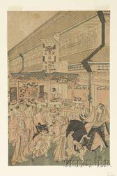 Ten Early Japanese Prints