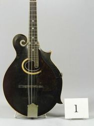 American Mandolin, Gibson Mandolin-Guitar Company, Kalamazoo, 1915