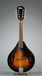 American Mandolin, Gibson Mandolin-Guitar Company, Kalamazoo, 1939, Style A-1