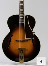 American Archtop Guitar, Gibson Incorporated, Kalamazoo, 1936, Model L-5