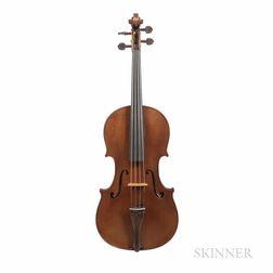 French Viola, Paul Hilaire, Mirecourt, 1961