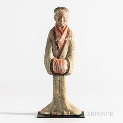 Pottery Female Attendant