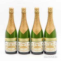 Andre Clouet NV, 4 bottles