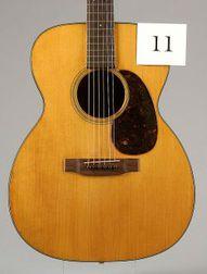 American Guitar, C.F. Martin & Company, Nazareth, 1941, Model 000-18