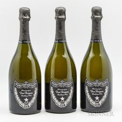 Moet & Chandon Dom Perignon Oenotheque 1995, 3 bottles