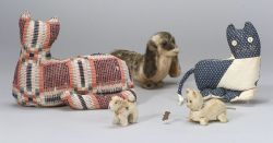 Five Dog and Cat Toys