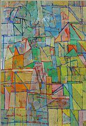 Irving B. Haynes (American, 1927-2005)      Two Works: Taffy