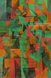 Irving B. Haynes (American, 1927-2005)      Two Works: Untitled [1-2209]