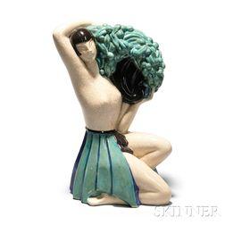 Edouard Cazaux (1889-1974) Sculpture