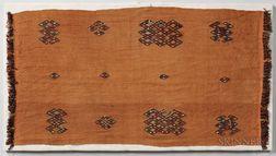 Nazca Textile Manta