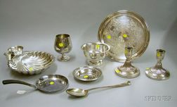 Group of Silver Plated Tablewares