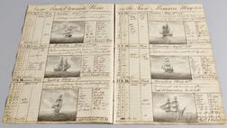Logbook Entries from the Voyage of the Minerva