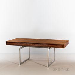 Bodil Kjaer (Danish, b. 1932) Office Desk