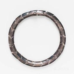 Antonio Pineda Sterling Silver Necklace
