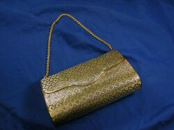 18kt Gold and Diamond Evening Bag