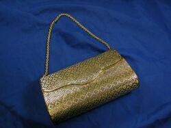 18kt Gold and Diamond Evening Bag