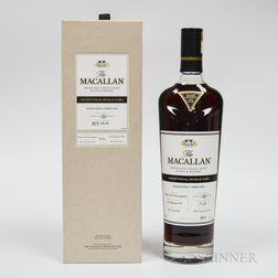 Macallan Exceptional Single Cask 24 Years Old 1995, 1 750ml bottle (oc)