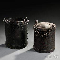 Artillery Grease Buckets