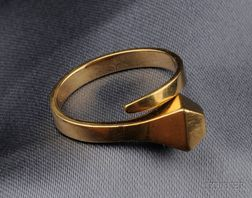 18kt Gold Ring, Elsa Peretti, Tiffany & Co.