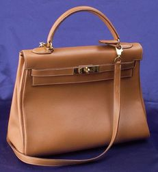 Gold Courcheval Leather