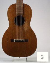 American Guitar, C.F. Martin & Company, Nazareth, 1929, Model 2-17