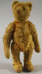 Small Steiff Mohair Bear