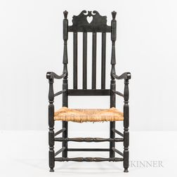 Heart-and-crown Great Chair