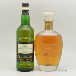 Mixed Glenlossie, 2 750ml bottles
