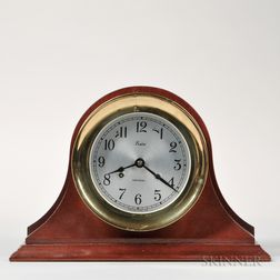 "Chelsea ""Boston"" Ship's Strike Mantel Clock"