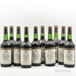 Chateau Gruaud Larose 1973, 10 bottles