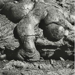 Aaron Siskind (American, 1903-1991)      Volcano 6