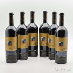 Trevor Jones Wild Witch Shiraz 1998, 6 bottles (oc)