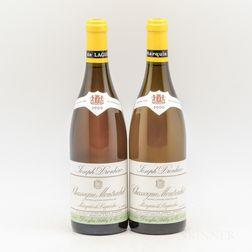 Joseph Drouhin (Marquis de Laguiche) Chassagne Montrachet 2000, 2 bottles