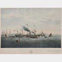 Thomas Freebody Hull, publisher (London, 19th Century)      ...The Magnificent Steamship The Great Western