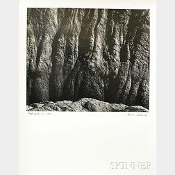 Aaron Siskind (American, 1903-1991)      Badlands 72