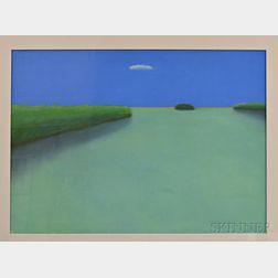 Eve Corey (American, 20th Century)       Islands.