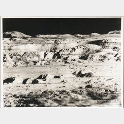 Lunar Orbiter 2, November 1966, The Picture of the Century.