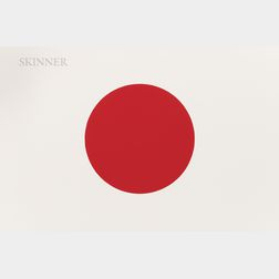 Jonathan Borofsky (American, b. 1942)      Japan